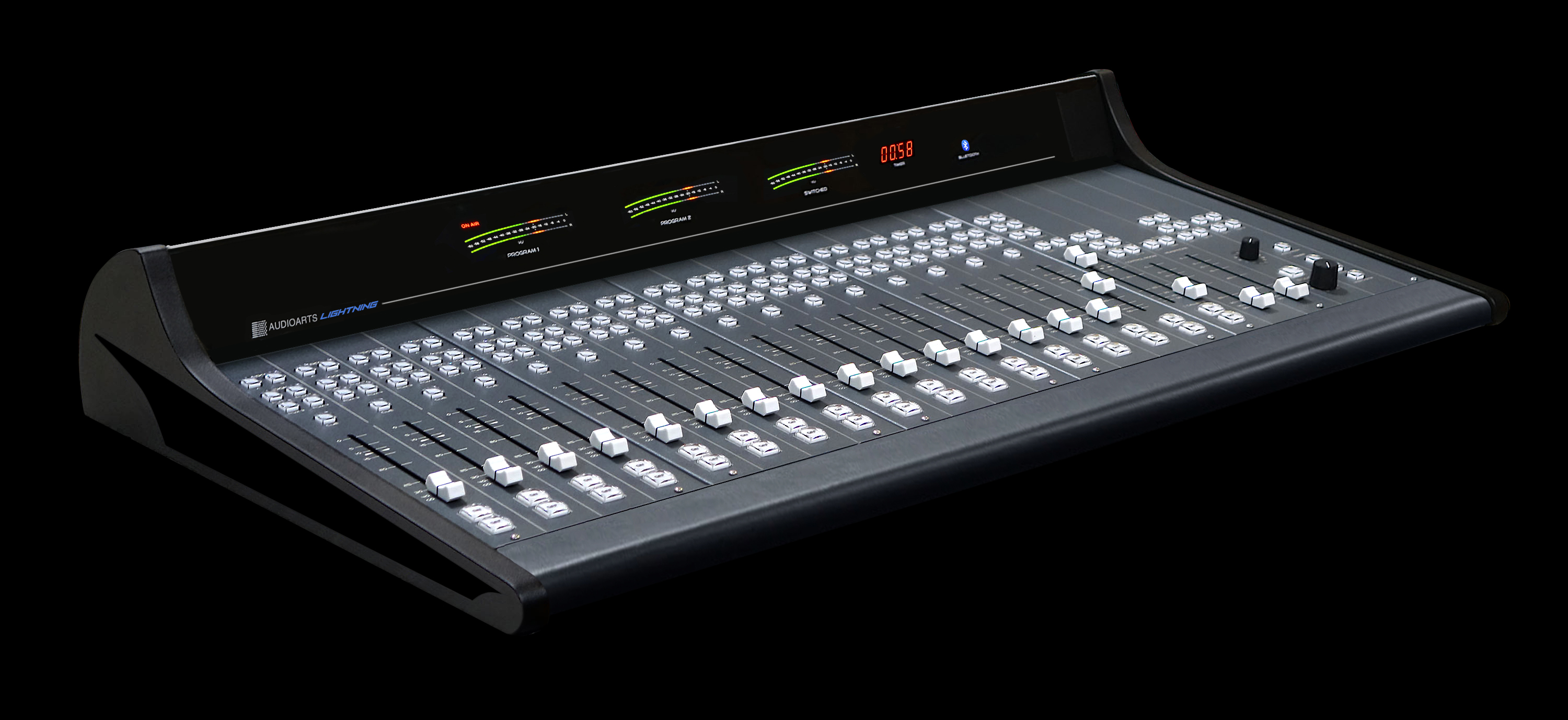 WHEATSTONE UNVEILS MIDSIZED AUDIOARTS CONSOLE AT NAB2018