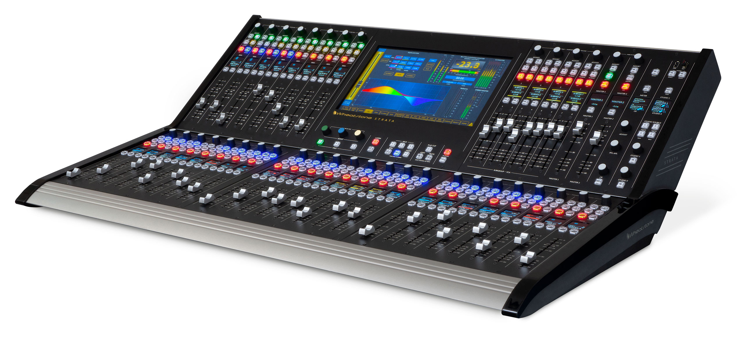 WHEATSTONE TO SHOW COMPACT IP AUDIO CONSOLE AT IBC